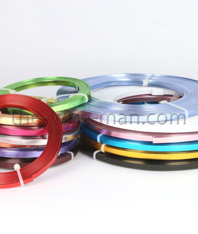 Aluminium Flachdraht - the-wire-man.com